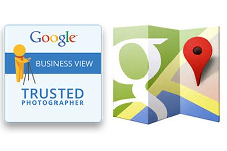Google Maps & Trusted Photographer